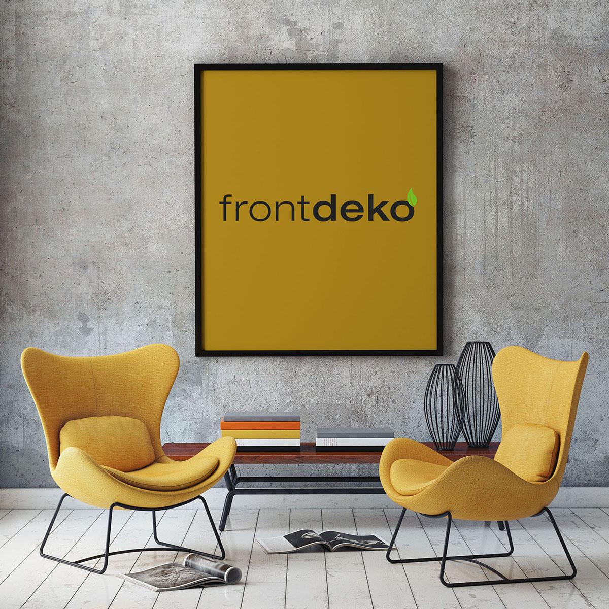 frontdeko. Black Bedroom Furniture Sets. Home Design Ideas